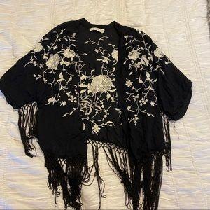 Jackets & Blazers - Black Abercrombie cardigan